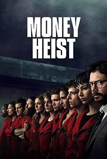 Love st. Money Heist Le casa de Papel Netflix Originals Poster ...