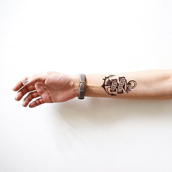 Chileeany – Lote de 15 tatuajes temporales para tatuajes ...