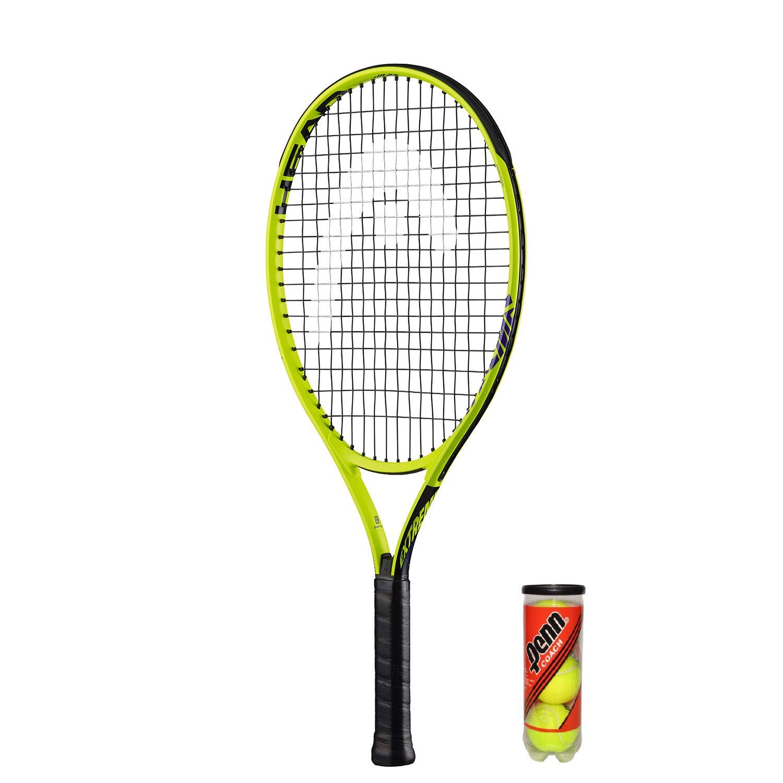 Head Extreme 25 Raquette De Tennis Junior Graphite 3 Boules