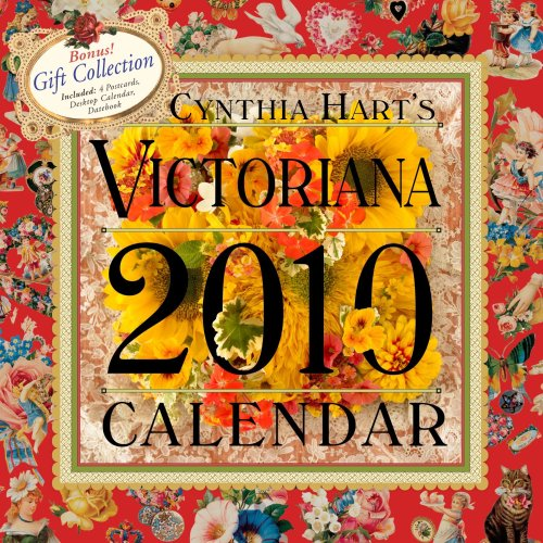 Cynthia Hart's Victoriana Calendar 2010 by Workman Publishing Company
