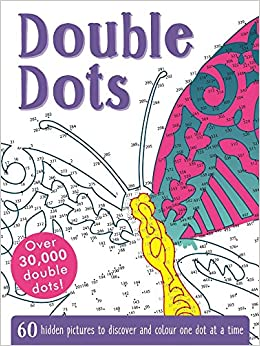 Double Dots 60 Hidden Pictures To Discover And Colour One Dot At A