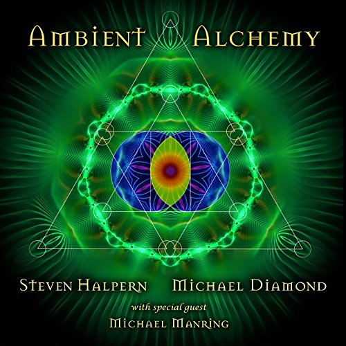 Ambient Alchemy (New Age Music Cd)