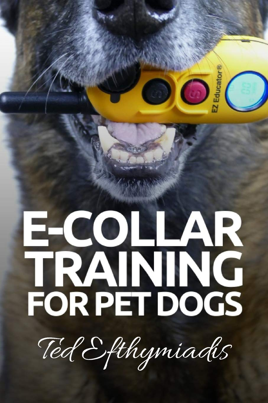 E-COLLAR TRAINING for Pet Dogs The only resource you ll need to train your dog with the aid of an electric training collar Dog Training for Pet Dogs Paperback July 21, 2018