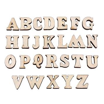 1 Stck Buchstaben aus Holz
