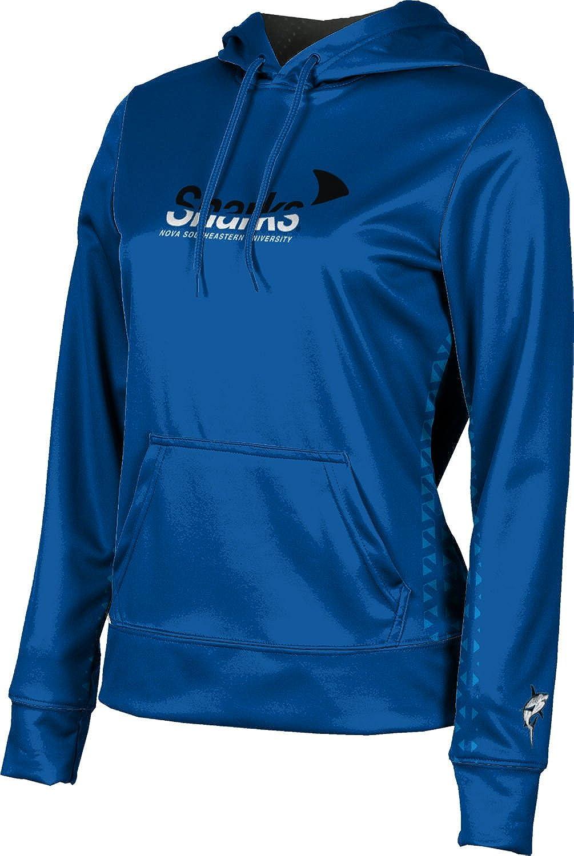Geo School Spirit Sweatshirt Nova Southeastern University Girls Pullover Hoodie