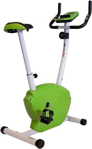MAXOfit® Bicicleta estática Greenline MF-19, 65934: Amazon.es ...