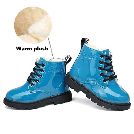 Zapatos De Bebé, Chickwin Unisex Zapatos Botines Para Niñas Bebé Niños Impermeable Otoño e Invierno