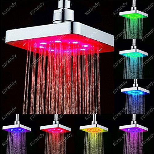 rain type shower head - 9