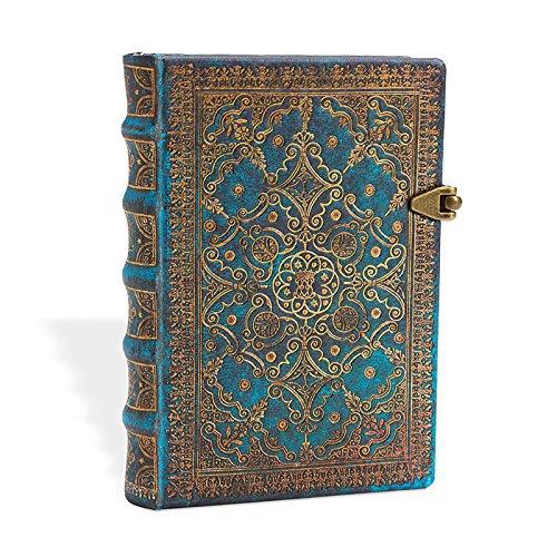 Mini Journal - Azure Mini Lined Journal (Equinoxe)