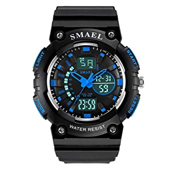 Digital Sports Watch Top Reloj Deportivo Digital Relojes para Niños Adultos Estudiantes: Amazon.es: Relojes