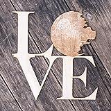Love Sign - Death Star - Geek Love Collection