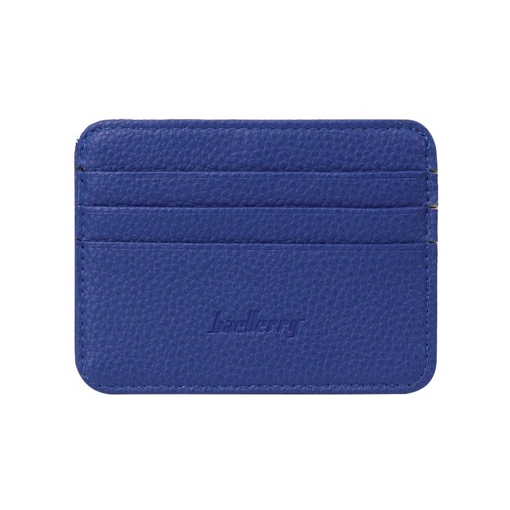 413253c76a1d Amazon.com: SimpleLif Mens Card Wallet -ID Credit Card Holder RFID ...
