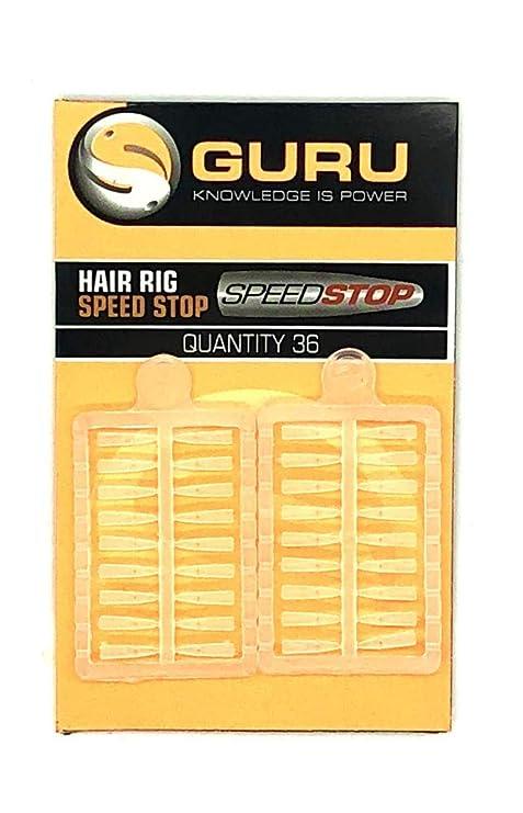 Gurú Speedstops Only Pack De 36 Para Carpa / Pesca En Agua Dulce: Amazon.es: Deportes y aire libre