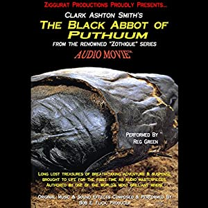 The Black Abbot of Puthuum Audiobook
