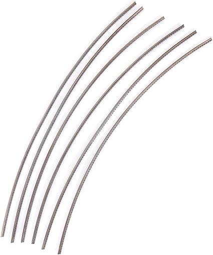 1-pound bulk lot of Guitar Frets//Fret Wire Medium//High Nickel-Silver
