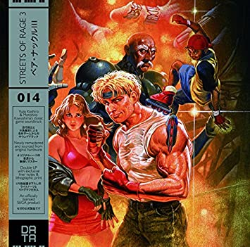 Streets of Rage 3 / O S T  - Streets Of Rage 3 (Original