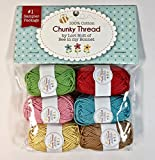 Lori Holt Chunky Yarn Sampler Package #1