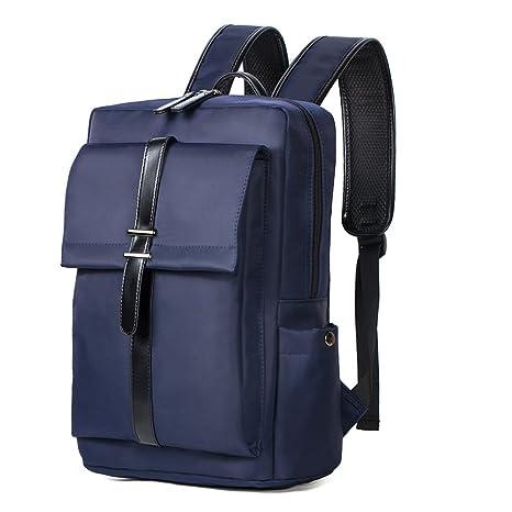 9d5a6c2c302956 Oflamn Zaino per laptop aziendale Resistente all'acqua Sottile Borsa da  viaggio per laptop da