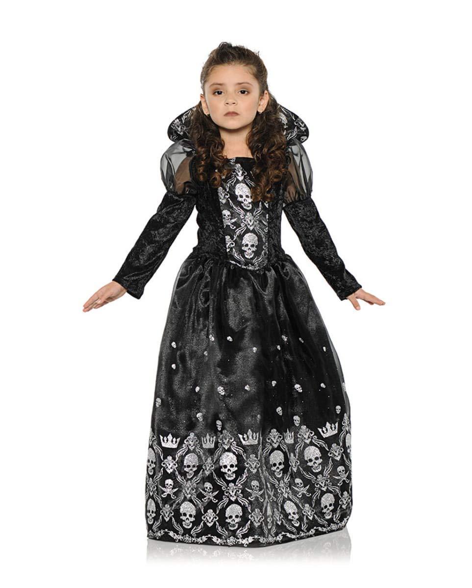 3574cc6604ef Horror-Shop Costume Principessa Principessa Principessa dei Capretti Scuro  L 6d55f5