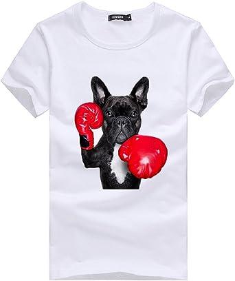 Overdose Camiseta para Hombre Camiseta Impresa Blusa Moda De ...