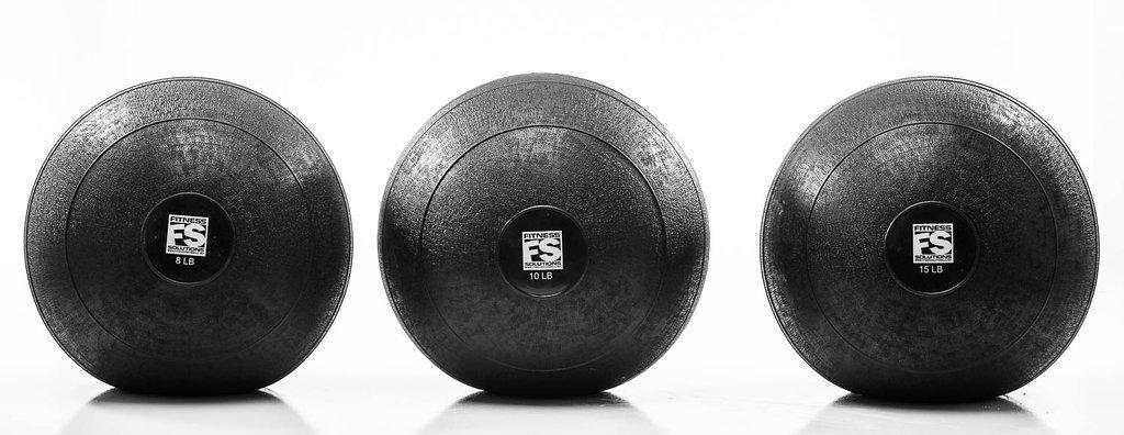 Fitness Solutions Slam Balls (20 LB)