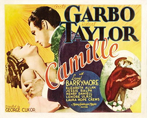 Movie Poster Camille - Camille Movie Poster or Canvas