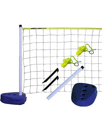 Park & Sun Sports M111200 - Conjunto de Voleibol acuático Amarillo