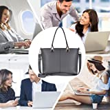 Laptop Bag,15.6 Inch Business Work Laptop Tote