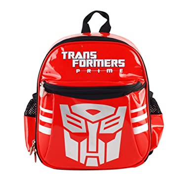 Amazon.com   YOURNELO Boy's Cool Transformers School Backpack ...