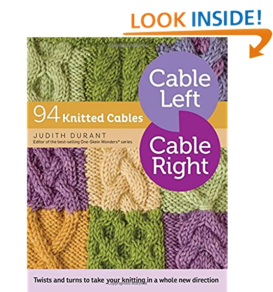 Knit Cables Amazon
