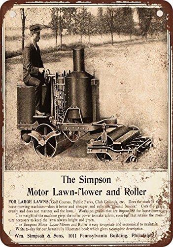 Simpson Riding Mower Price Compare