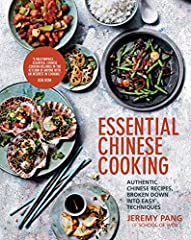 In Essential Chinese Cooking, acclaimed teacher and School of Wok founder, Jeremy Pang brings the authentic flavors of traditional Chinese cooking into your own kitchen. Throughout the six chapters Jeremy outlines the fundamental techniques o...