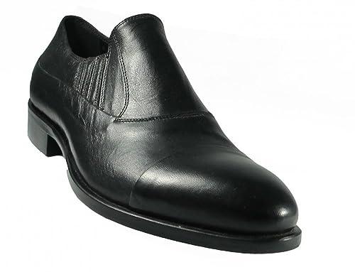 Amazon Redwood 49102 Mens Italian Leather Slip On Dress Shoes