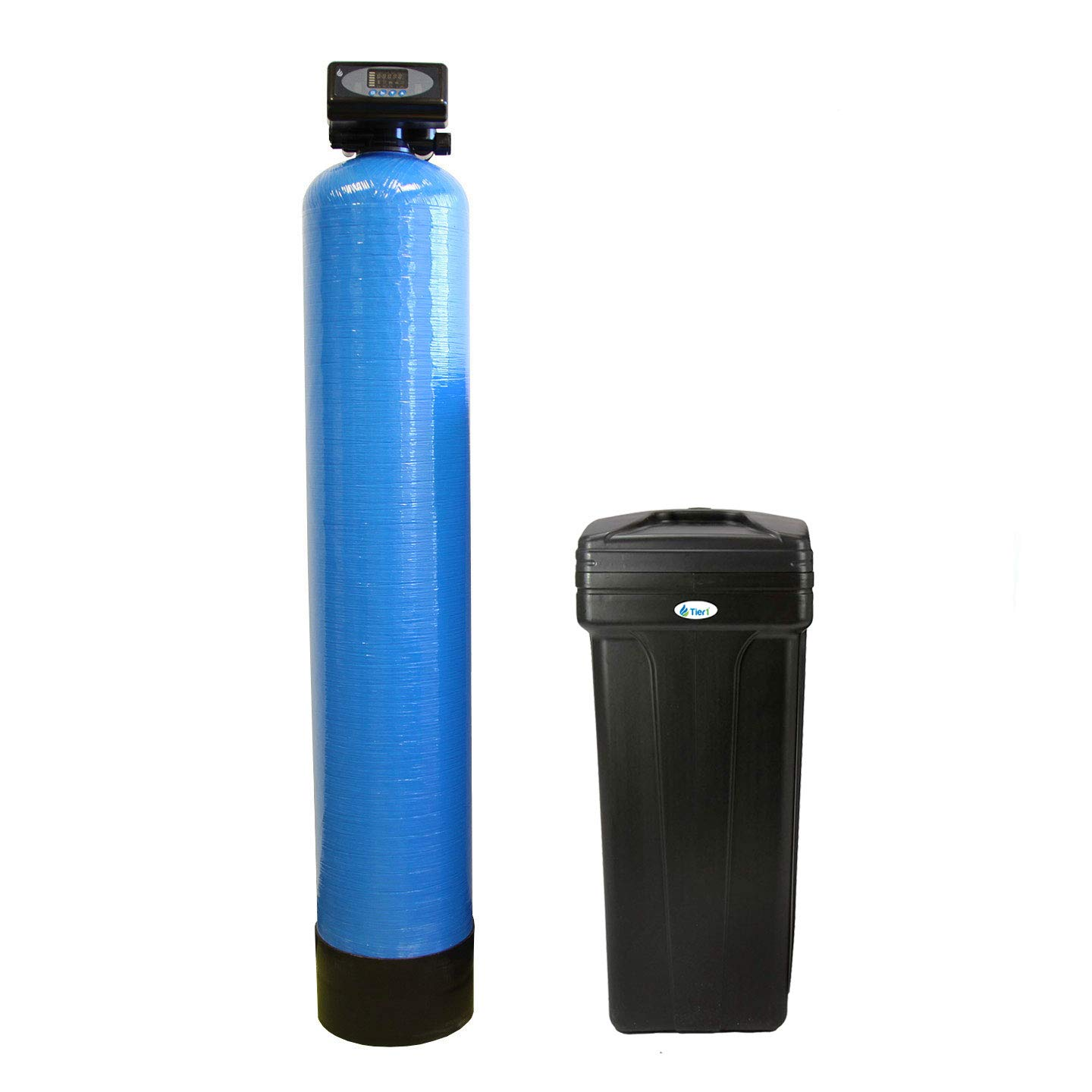 2. Tier1 Everyday Series - High Efficiency Digital Water Softener