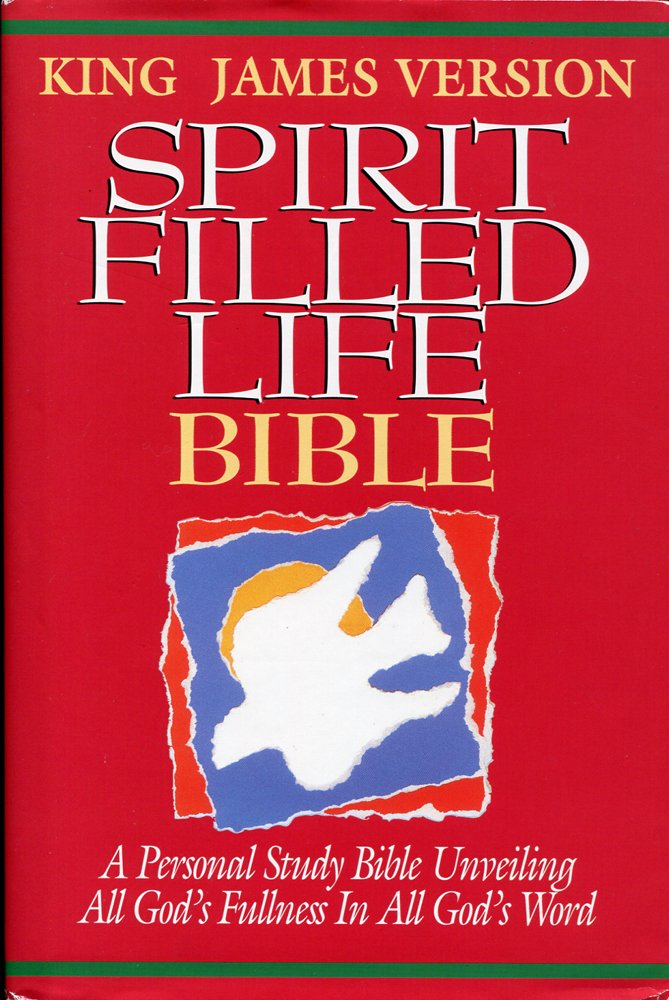 Holy Bible Spirit Filled Version