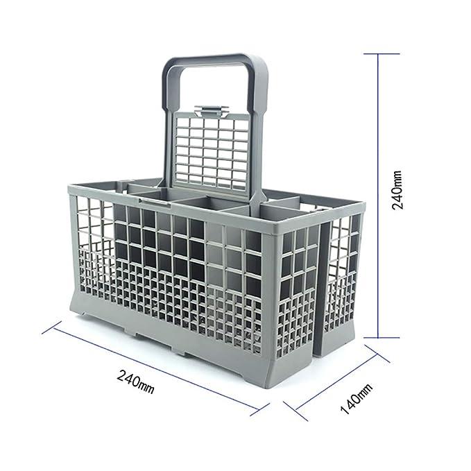 Amazon.com: Yeefant - Cesta de cubiertos para lavavajillas ...