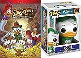 Disney Loui Pop! & Ducktales The Movie Treasure f the Lost Lamp Cartoon & Figure Character Fun Bundle