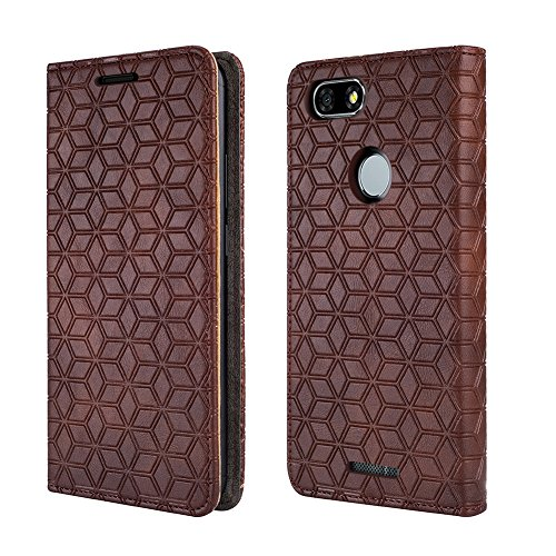 Mocolo Protective Premium Ultra Flip PU Leather Slot Cover Case for Blu Vivo XL3