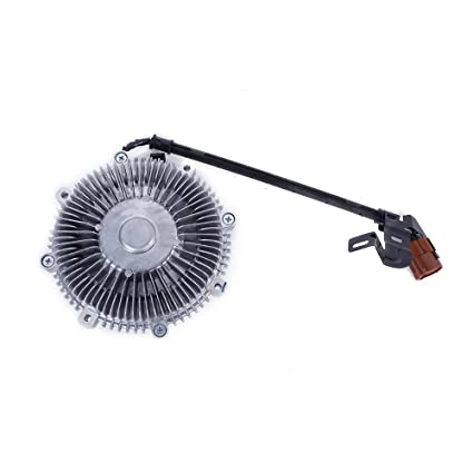 Amazon.com: Cooling Fan Clutch Radiator for 2006-2010 Ford Explorer Sport Trac Mercury Mountaineer: Automotive