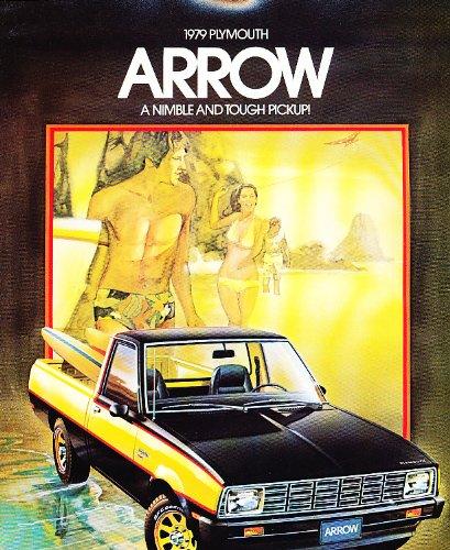 (1979 Plymouth Arrow Truck Sales Brochure)