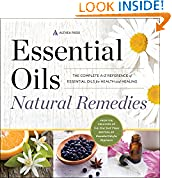 #5: Essential Oils Natural Remedies: The Complete A-Z Reference of Essential Oils for Health and Healing