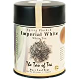 The Tao of Tea, Imperial White Tea, Loose Leaf, 1.5 Ounce Tins