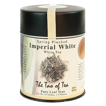The Tao of Tea - Imperial White Tea