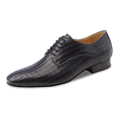 Zapatos azules con cordones Werner Kern para hombre UdbLoSA5Z