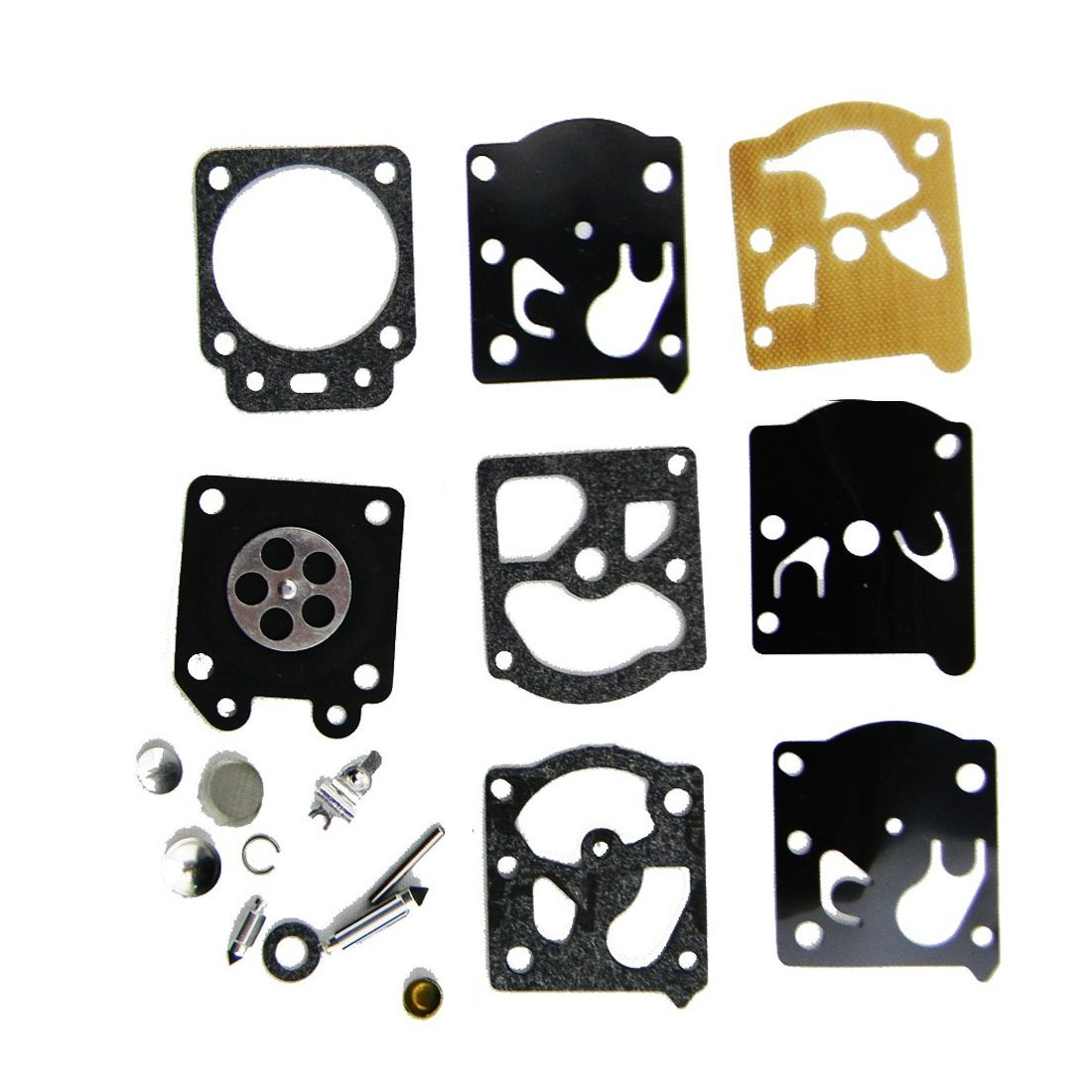 tucparts k24-wat Repair Seal Kit fü r Walbro Vergaser wt-274 wt-424 wt-592 wt-620 wt-621 wt-626 wt-630 wt-631 wt-640 wt-643 wt-644 wt-645 wt-646 wt-647 wt-648 wt
