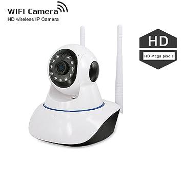 Cámara de seguridad IP 720P HD, interfono Alarma vídeo Home ...