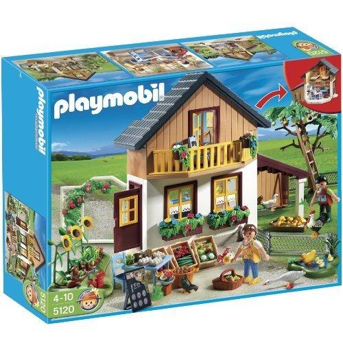 PLAYMOBIL Farm House with Market by PLAYMOBILÃ'Â