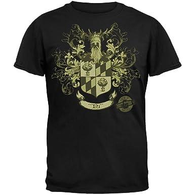 3bb44d161b0 Amazon.com  Monty Python - Knights Of Ni T-Shirt Black  Clothing