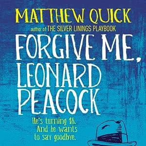 Forgive Me, Leonard Peacock Audiobook