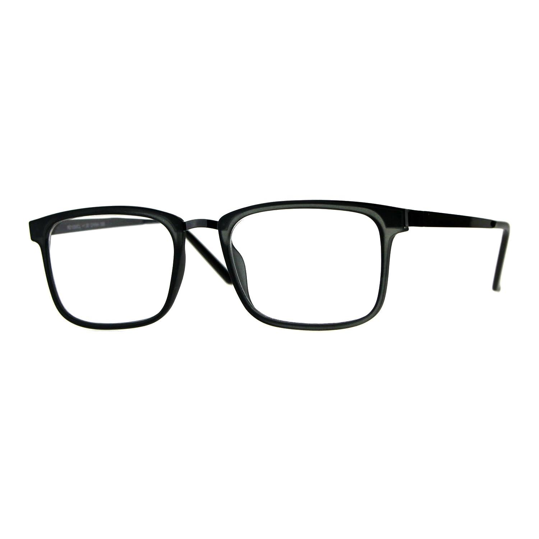 anteojos de B07CGH7KCF lectura unisex Grey anteojos de aumento ...